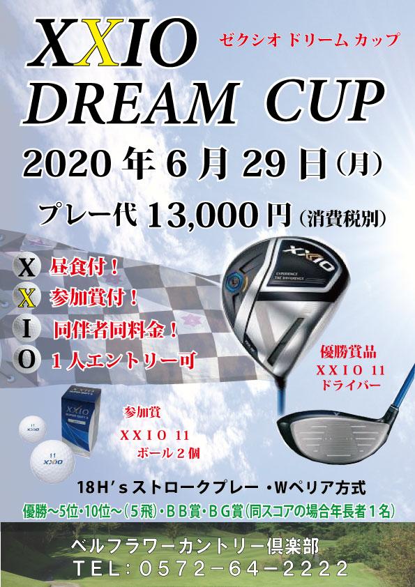 XXIO ドリームカップ