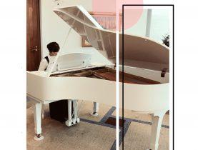 ランチタイムのお楽しみ♪『ピアノ生演奏』